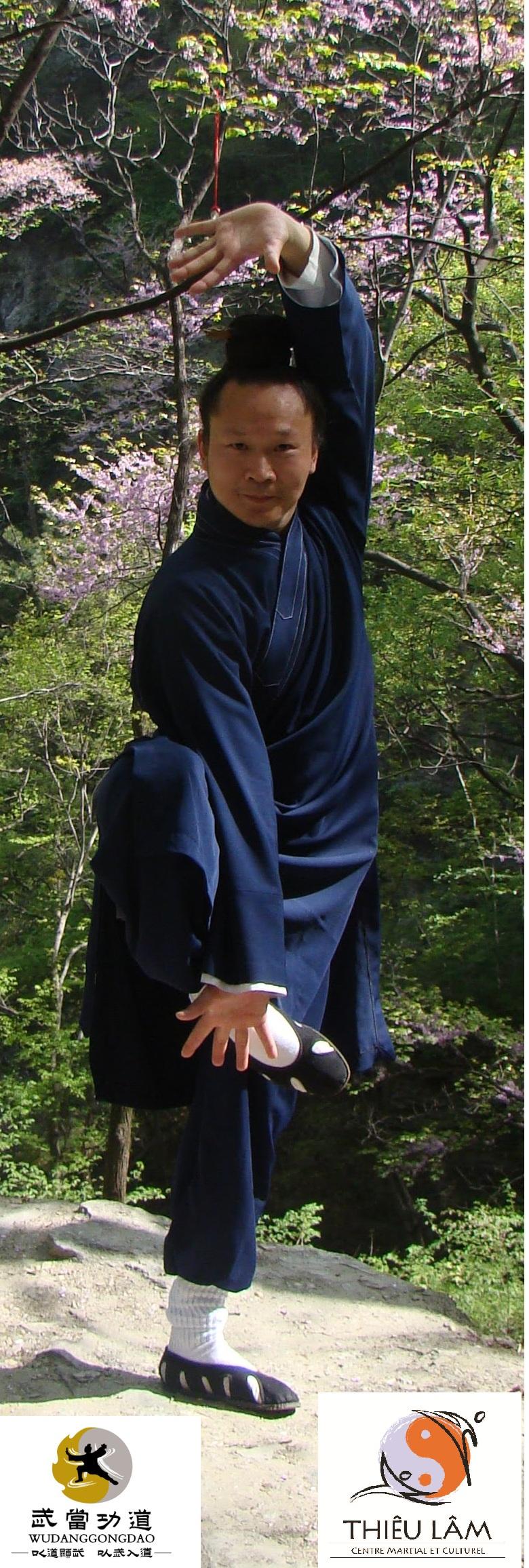 Maître Yuan Li Min.