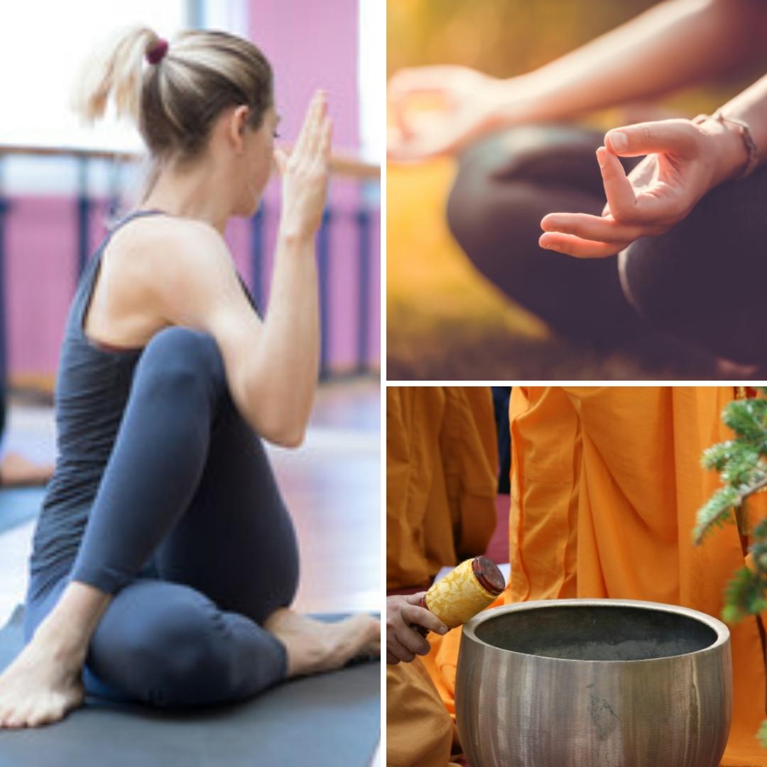 Stage de Yoga - Respiration & Méditation - Samedi 4 mai 2019 à Blagnac