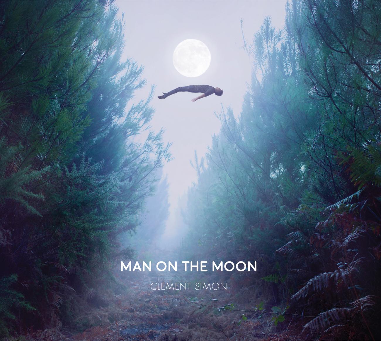 """Clément Simon   """"Man on the Moon"""" est un voyage initiatique, un décor d'ombres chinoises où se meuvent des silhouettes fantomatiques, une fresque épique où chaque composition, comme une chanson sans paroles, dessine les contours d'un rêve éveillé.   http://clementsimon.com"""