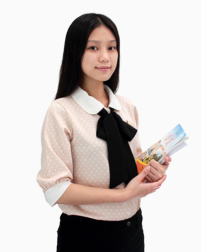 MS LU WENFEI   Ms Lu has a Bachelor of Arts in Chinese Literature from Wuhan University and a Master of Arts from NUS. She specialises in helping students develop their writing skills, and in organising Chinese Language material to be easily applied during exams