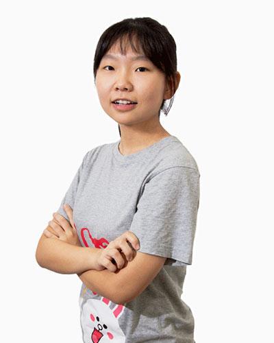 Meixizi scored A in H1 Chinese A Level 2017
