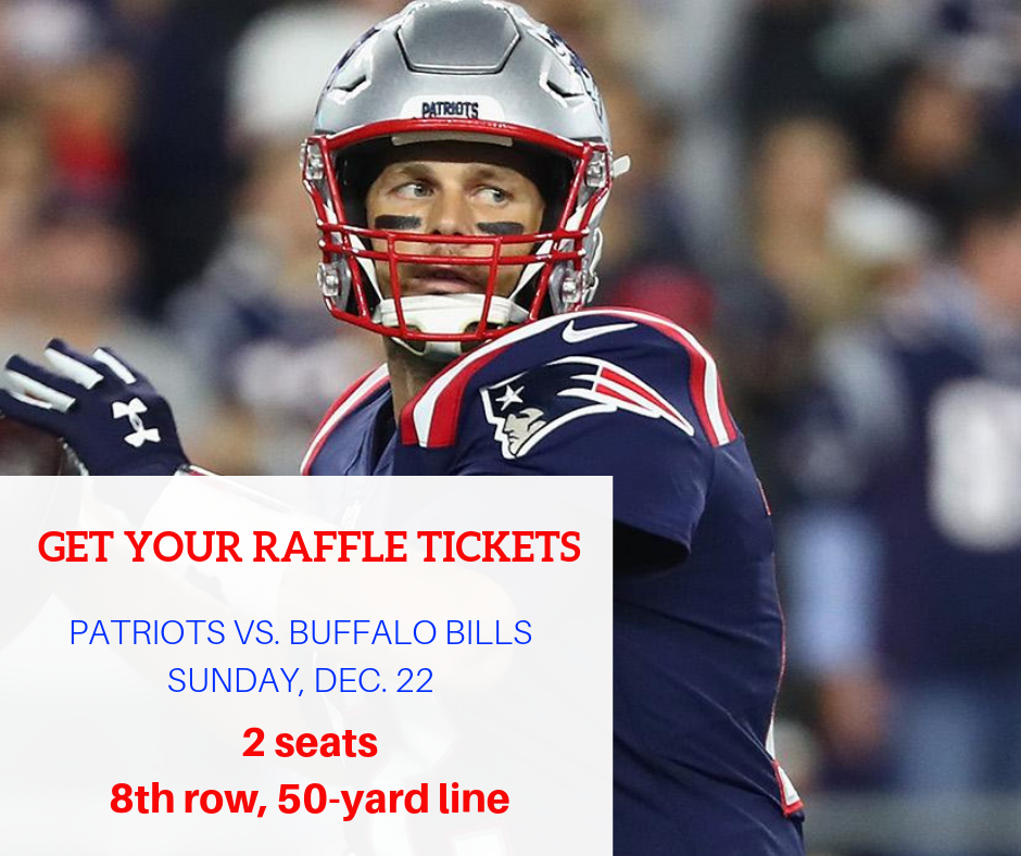 Raffle Drawing will be at the Auction! - You do not need to attend the auction to participate in the raffle. Purchase tickets by clicking the button below!