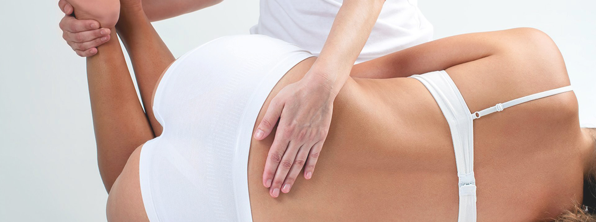 Osteopathy - Osteopaths treat with a range of techniques from soft tissue massage to stronger techniques of articulation and mobilisation