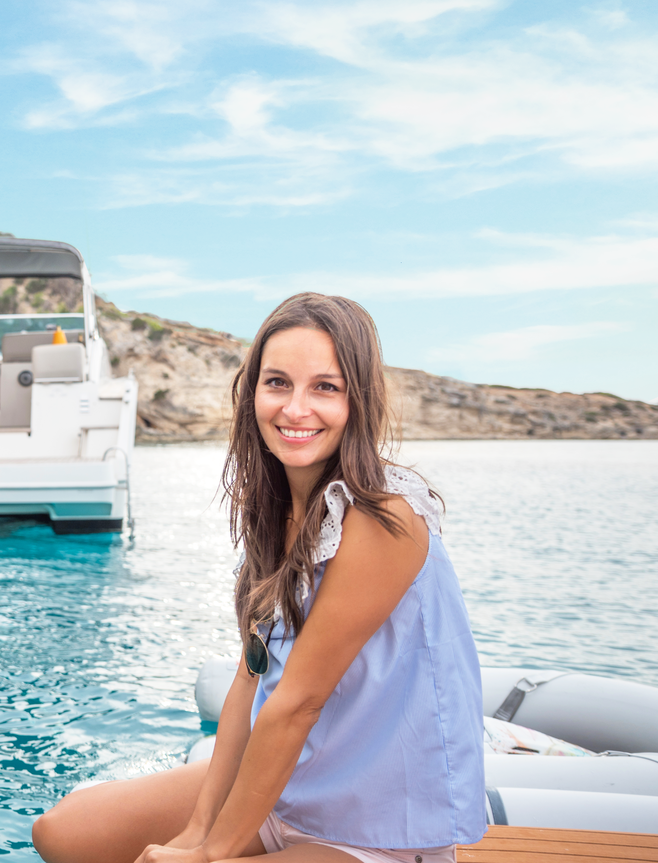 Franziska from S.E. Yachting -