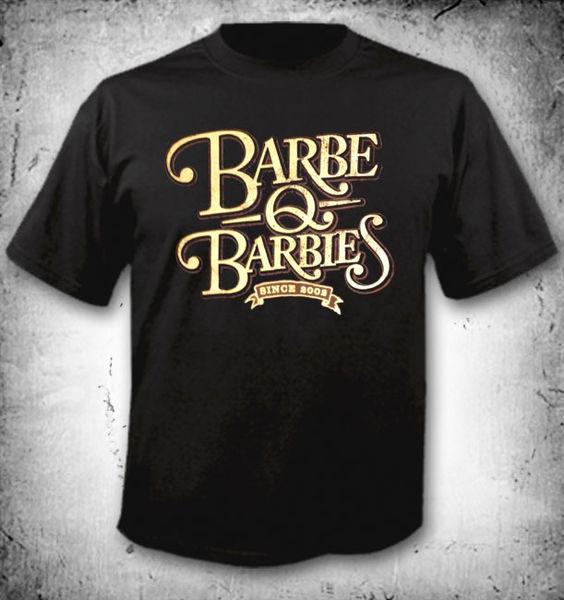 Barbe-Q-Barbies Since 2002 T-Shirt