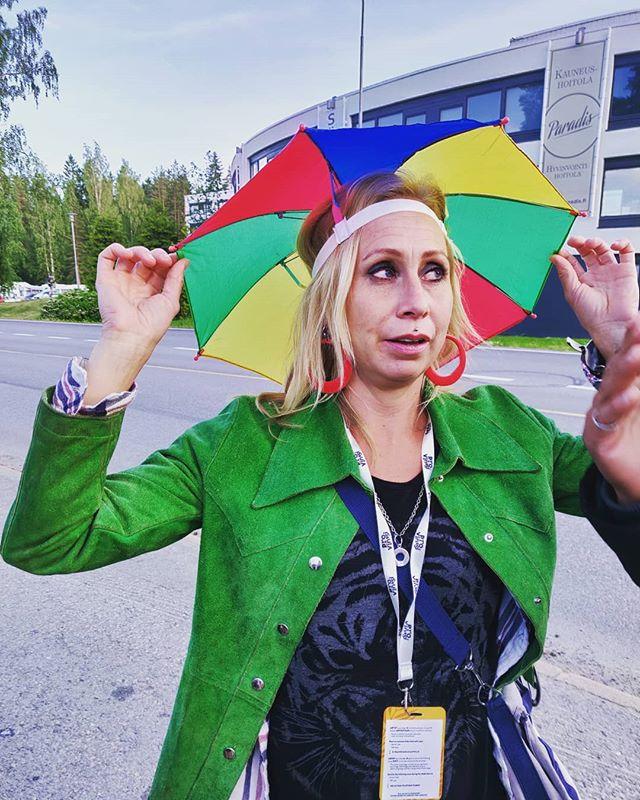 Kiitos Seinäjoki! #onilmojapidelly @provinssi