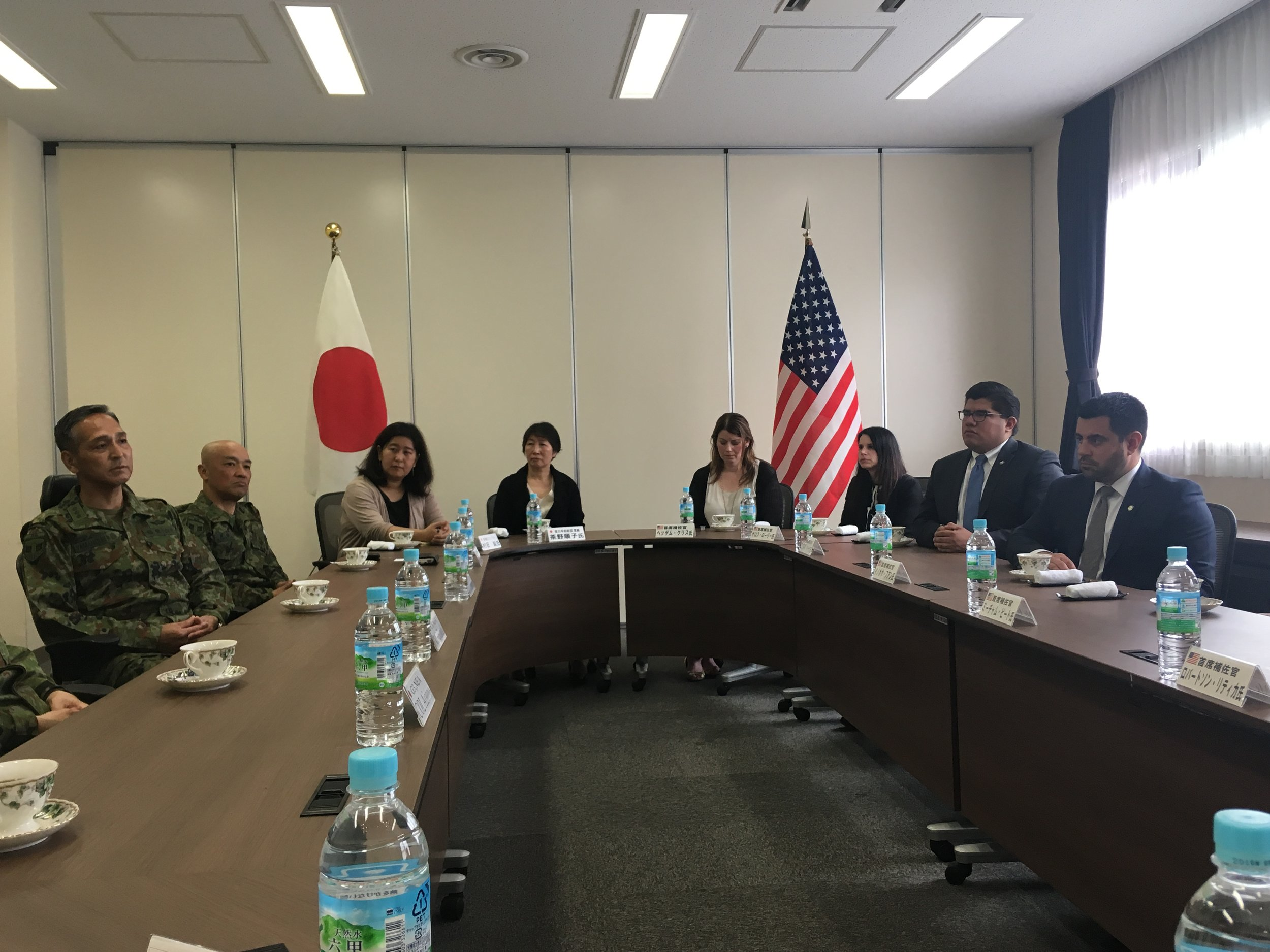 District Director Study Tour to Japan -
