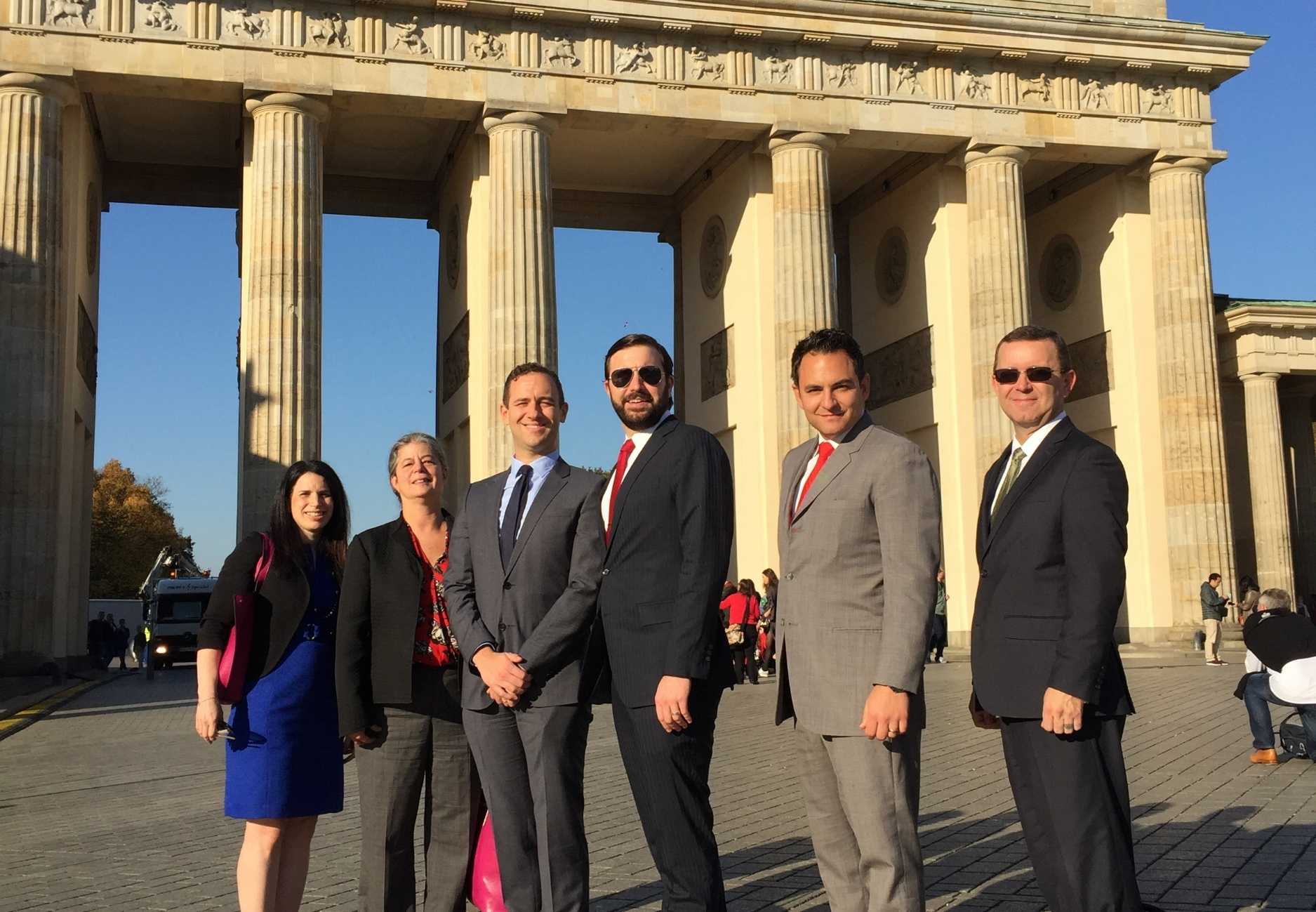 Chief of Staff Study Tour to Germany -