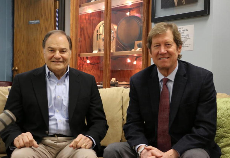 Spring 2019 to Abilene Christian University featured on KACU Radio