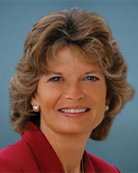 Senator Lisa Murkowski (R-AK)