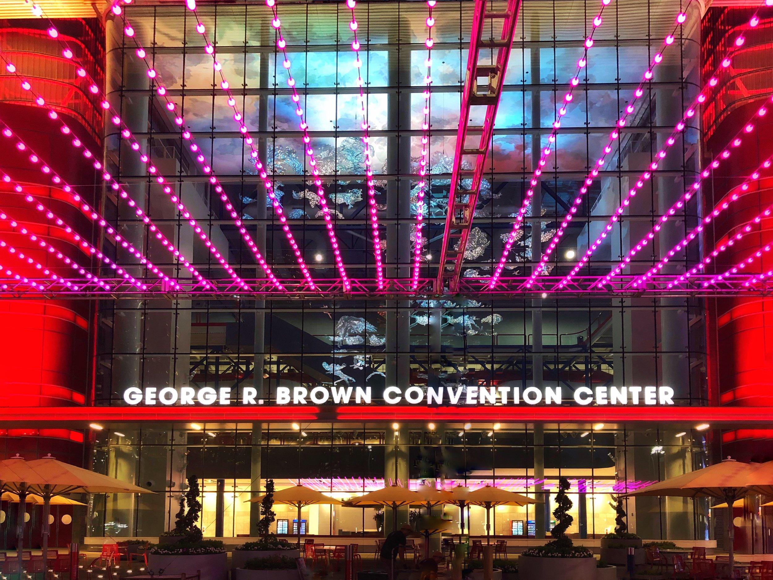 George R Brown art exhibit.jpg