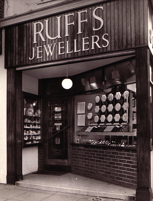 Ruffs Shop High Street 1959-1992.JPG