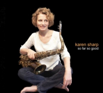 Released on 33 Records in 2004, this is Karen's second quintet album featuring the same line up as her debut, 'Till there was You'.