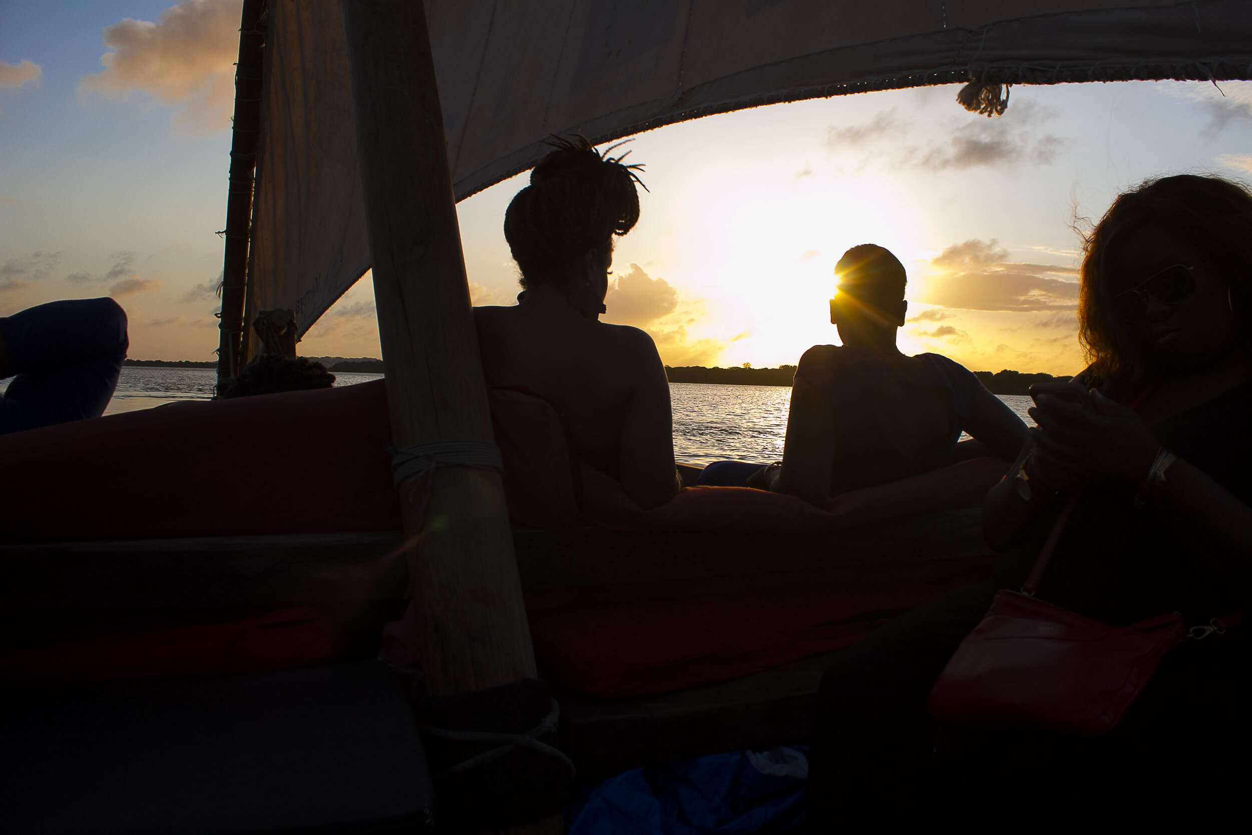 Sunset sail in Lamu with authentic Swahili snacks