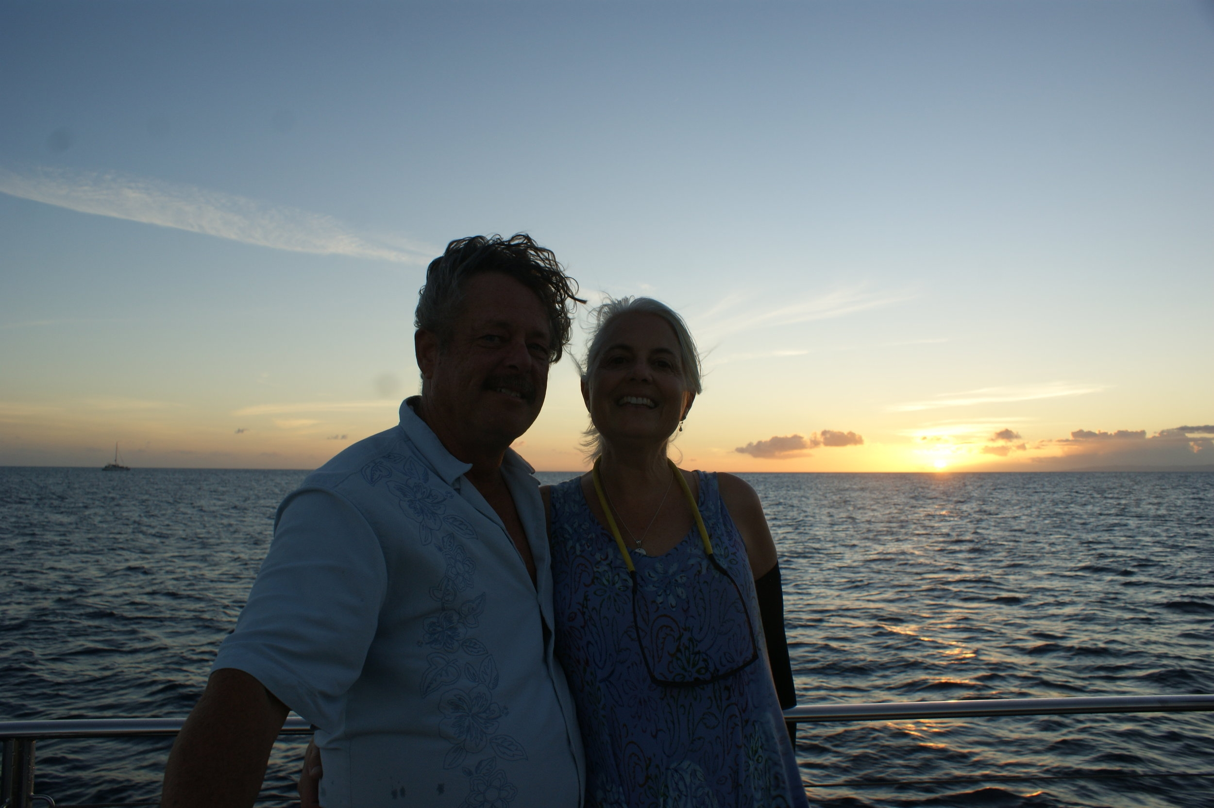 Juliet & Chris - Owner and General Manager