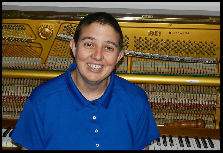 My Story - I love improving, tuning and repairing pianos!  I love when someone mentions that they didn't even know that their piano didn't have to squeak or click. I enjoy finding out why that note double strikes or won't...