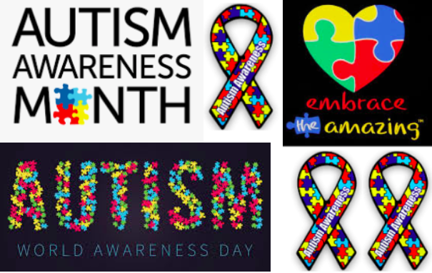 Autism Awareness logos abound, but meaningful solutions remain elusive.