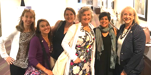 Some of the housing advocates at the meeting (female edition?) were Alison Singer (IACC member), Desiree Kameka (Autism Housing Network), Amy Lutz (National Council on Severe Autism), Lori Ireland (Autism Society), Jill Escher (Claradon Properties) and JaLynn Prince (Madison House Autism Foundation).