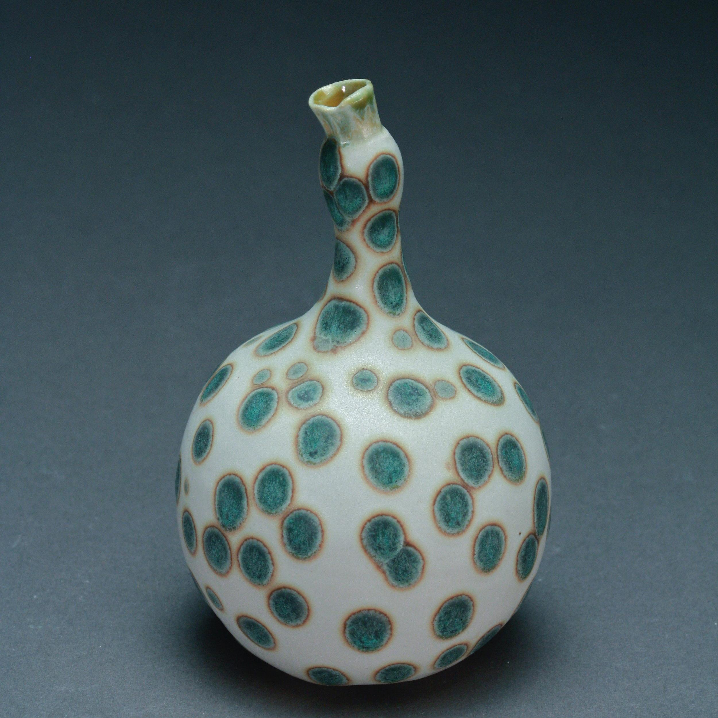 FV-04 | Spotted White Gourd ($60)