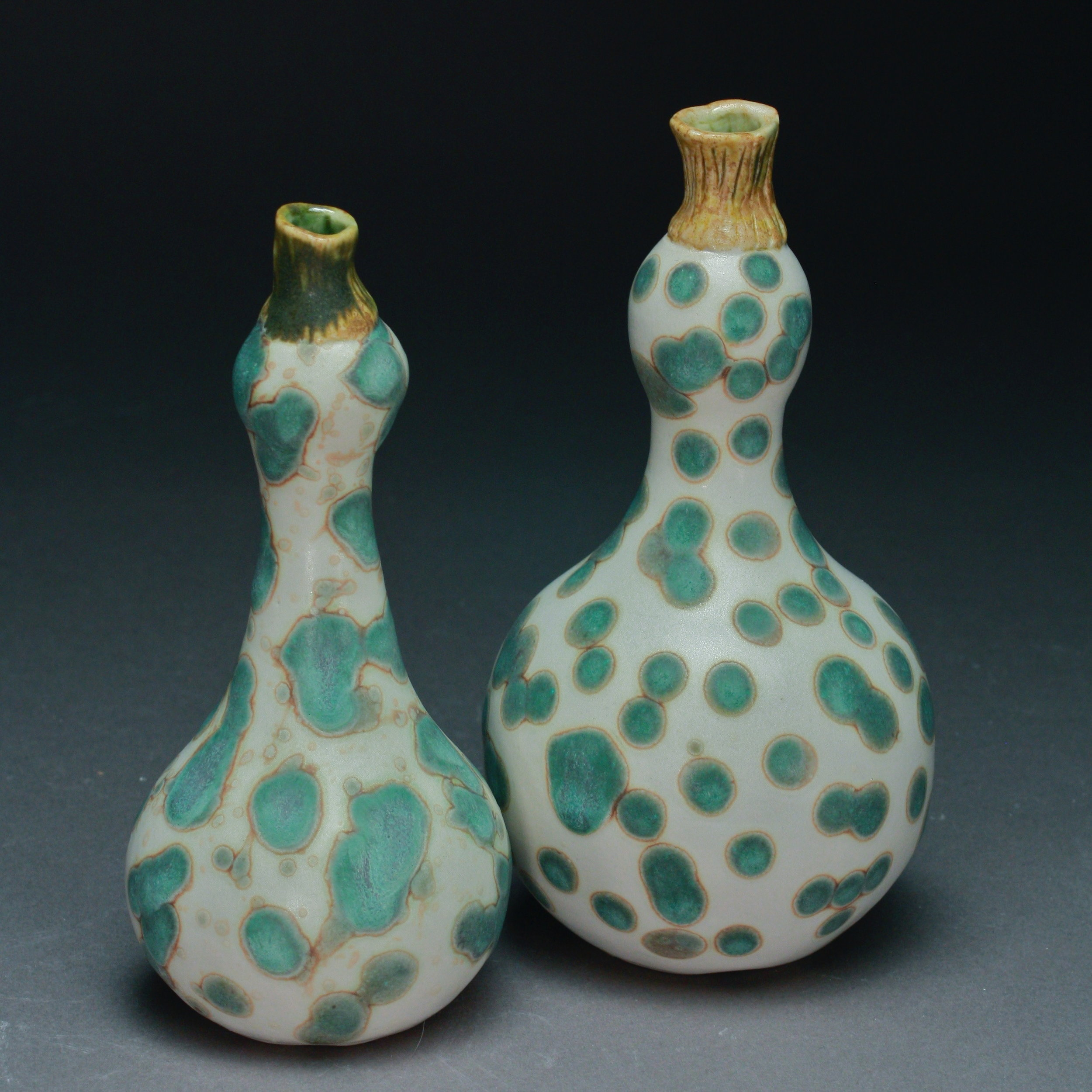 FV-08 | White Spotted Gourds  ($60 each)