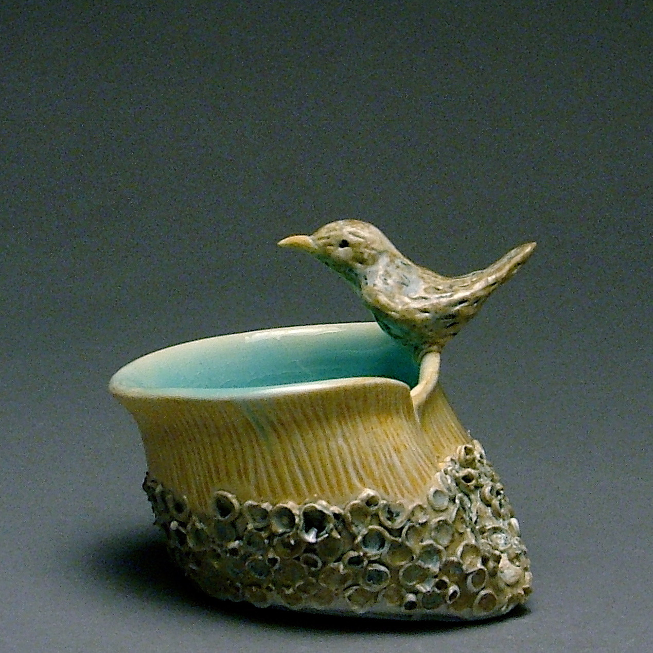 P-15 | Small Folded Pool with Thrush ($150)