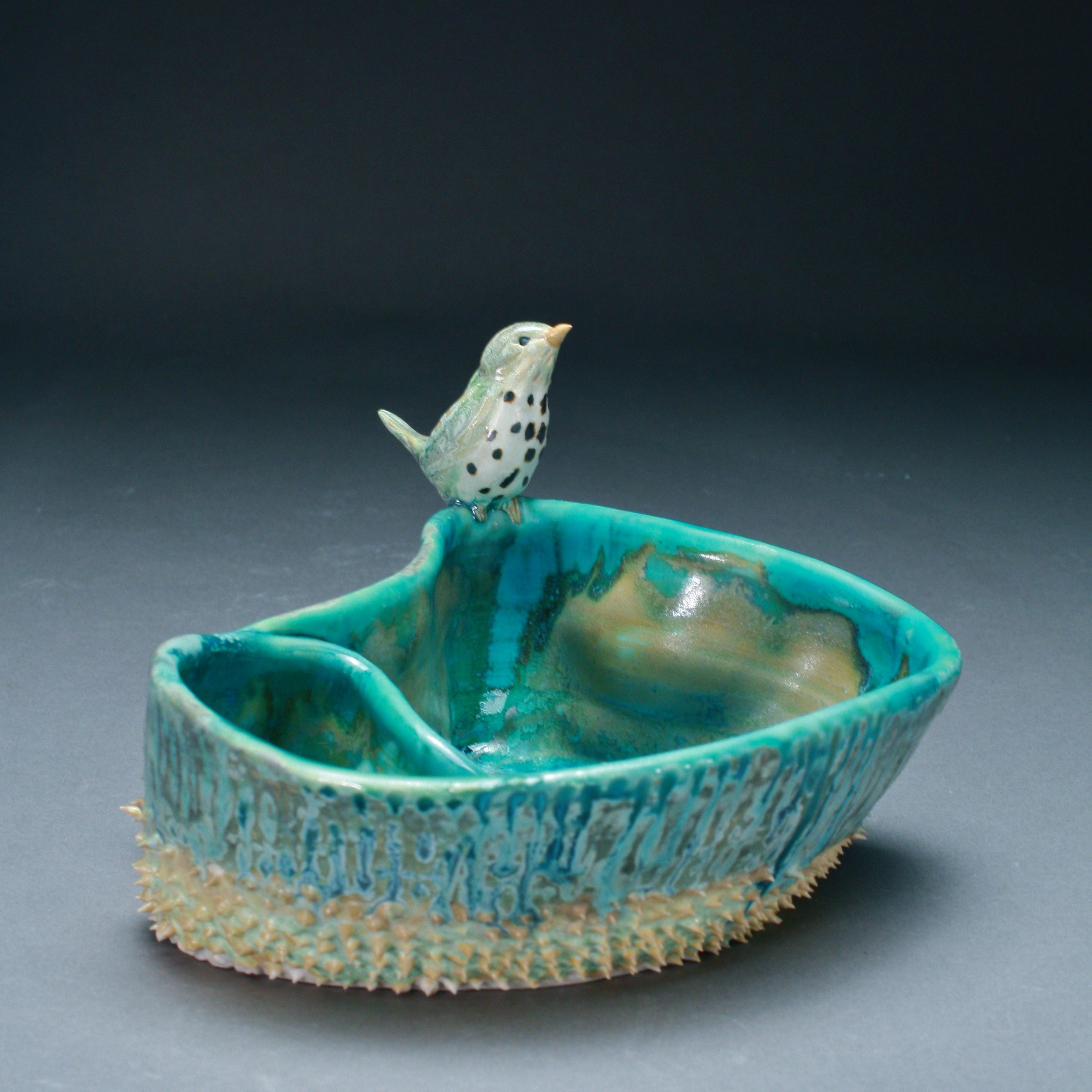 P-21 | Small Folded Pool with Thrush ($150)