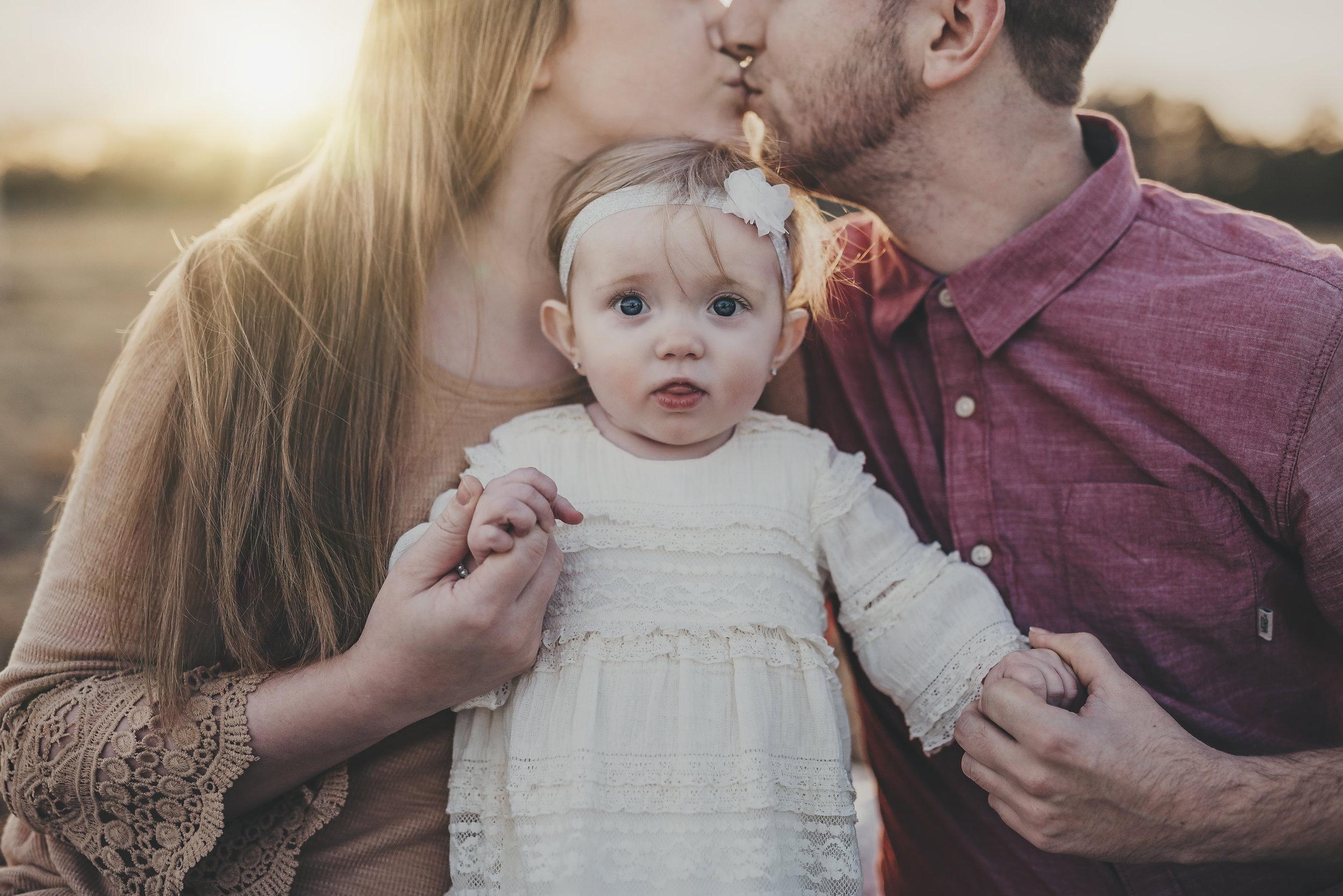 Family Session with ©Beautiful Horizon Photography. Tuscaloosa Portrait Photographer.