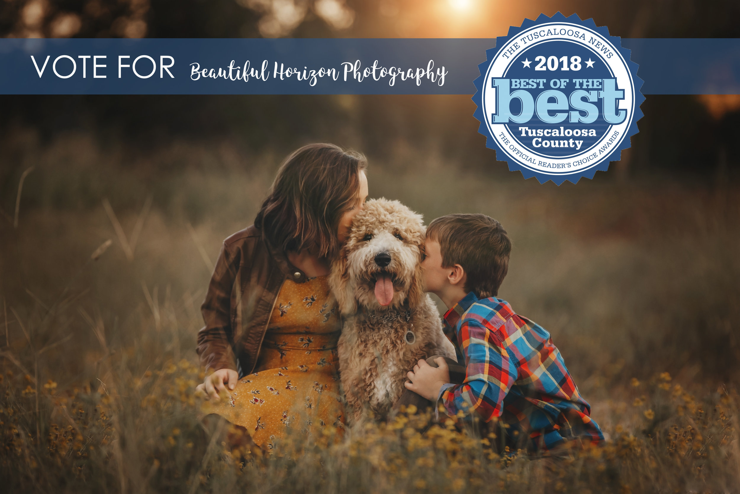 Vote Beautiful Horizon Photography for Tuscaloosa ( Tuscaloosa News) Best of the Best Photography. Tuscaloosa AL Photographer. Photographer in Tuscaloosa AL.