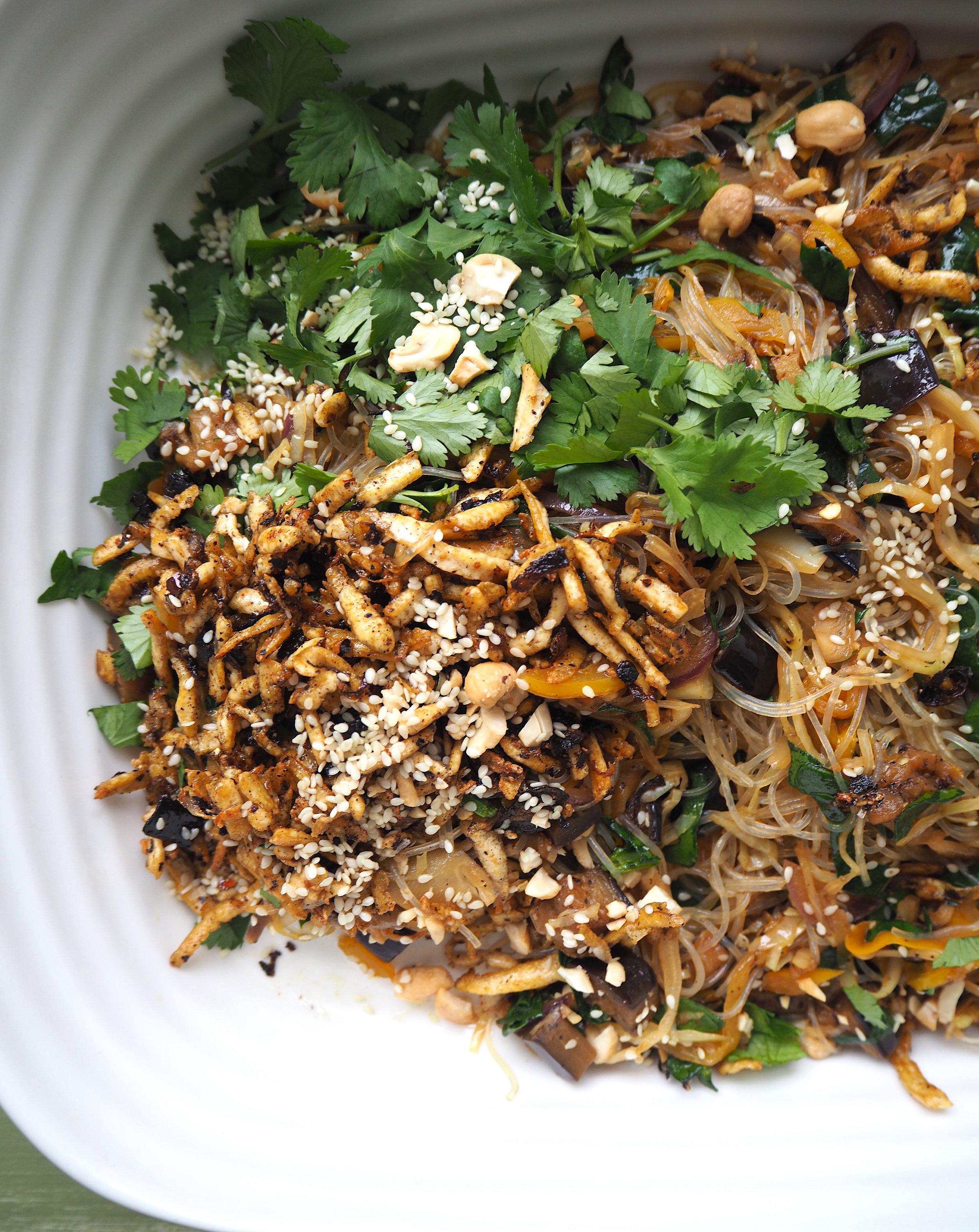 korean japchae noodles.JPG