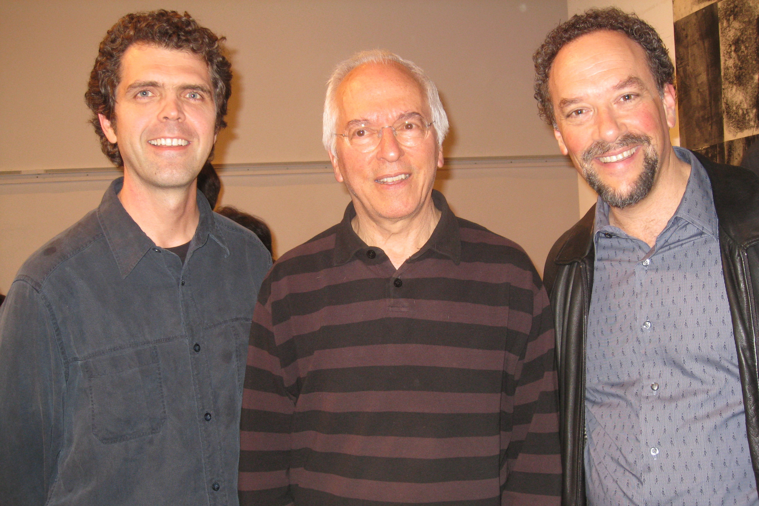 With John Williams and Bill Kanengiser