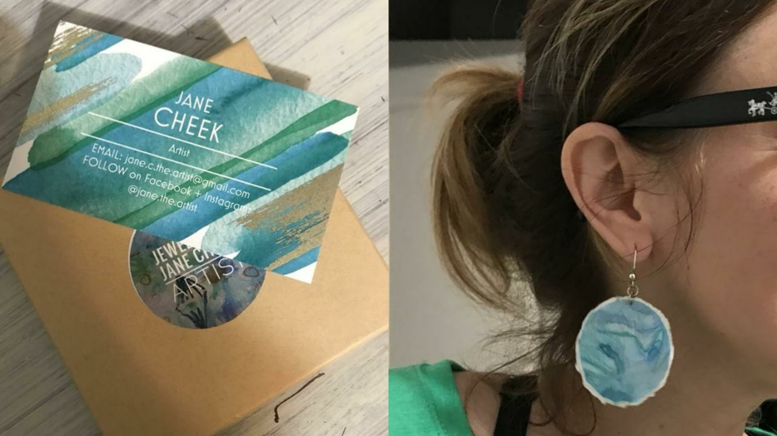 Love these gems!! - I was so excited when I recieved these earrings in the mail!!! They are so artsy and perfect for my style.  - Melissa O.