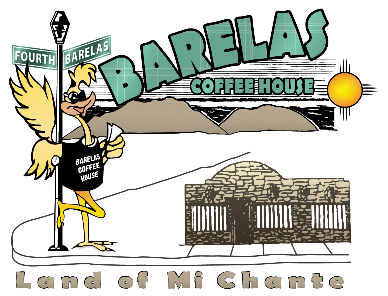 Tickets Also Available - For Purchase at Barelas Coffee House @1502 4th St SE, Albuquerque, NM87102(505) 843-7577