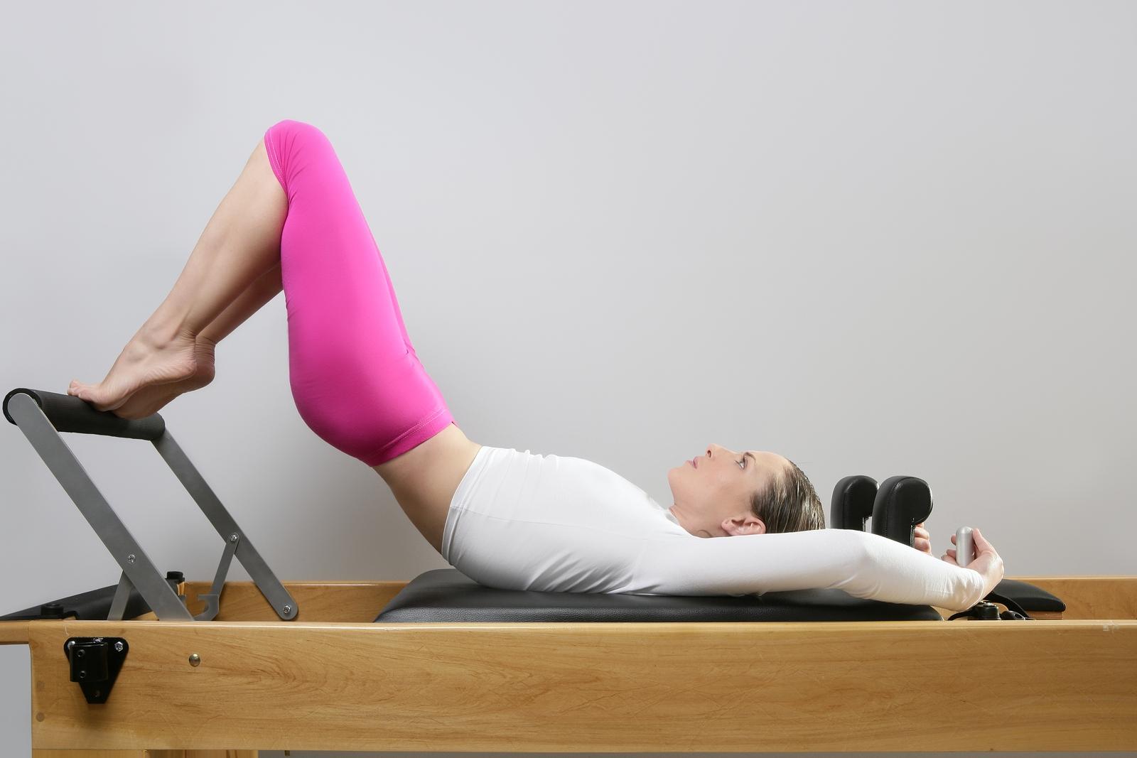 Kansas City Pilates Reformer Level 2
