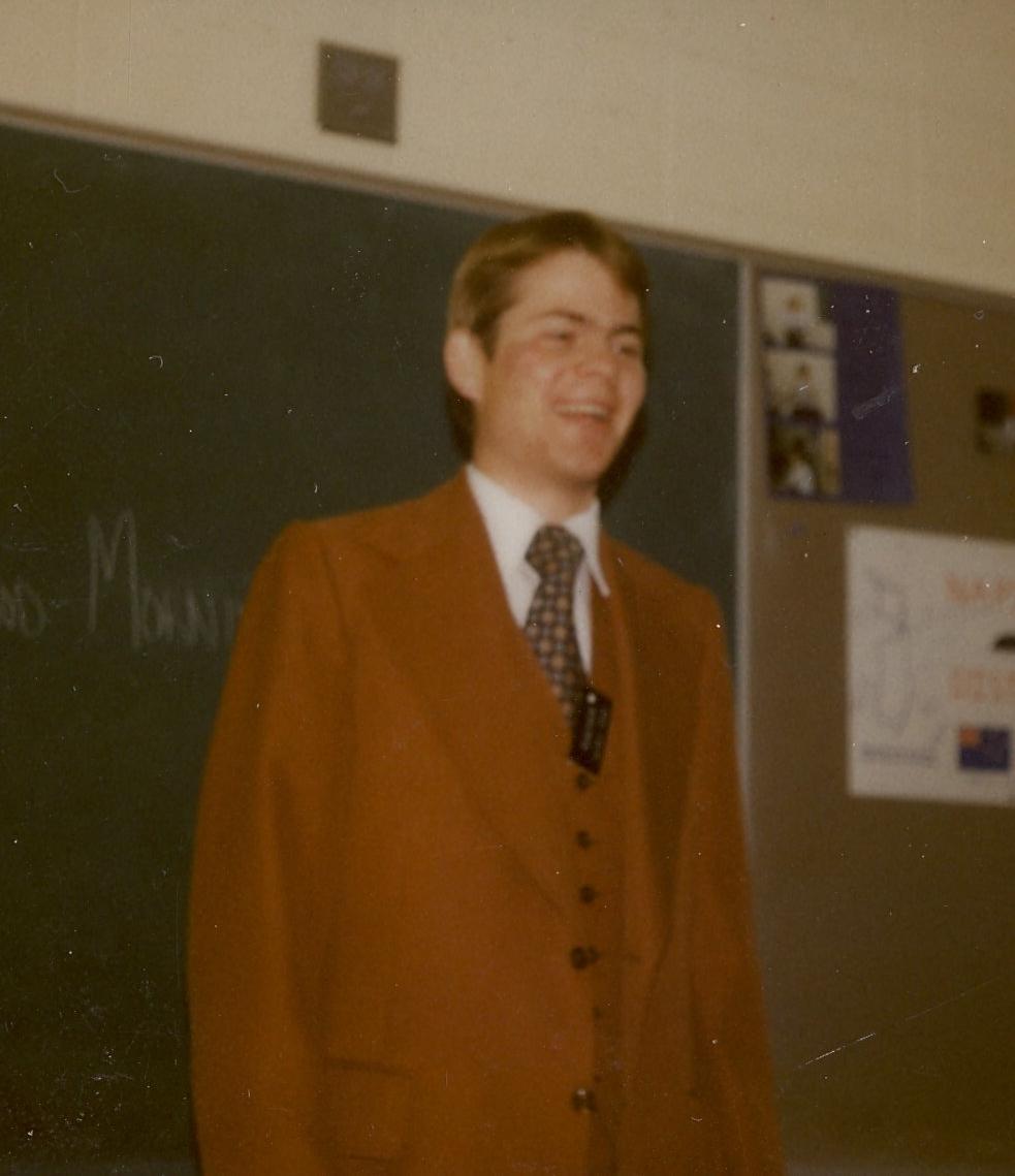 Elder Moss - MTC Instructor