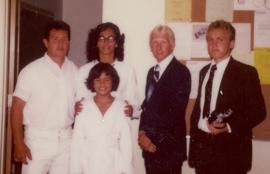 March 1, 1981 - Baptism of Ross Potaka - Ra, Maro, Ross, myself, and Elder Johnson - resized.jpg