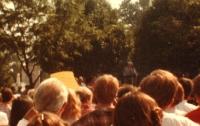 President Hinckley dedicating the restored buildings in Nauvoo - 8-14-82.jpg
