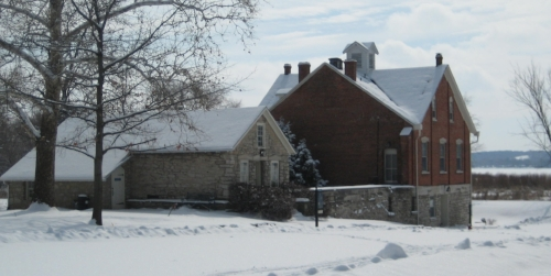 Bidaman Stable - RLDS Visitir Center - Nauvoo House.jpg