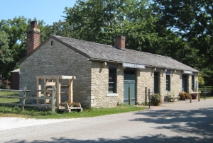 Webb Blacksmith Shop