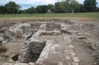 Edward Hunter Home excavation - Nauvoo, Ilinois 2016