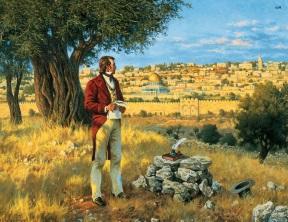 Orson Hyde in Jerusalem.jpg