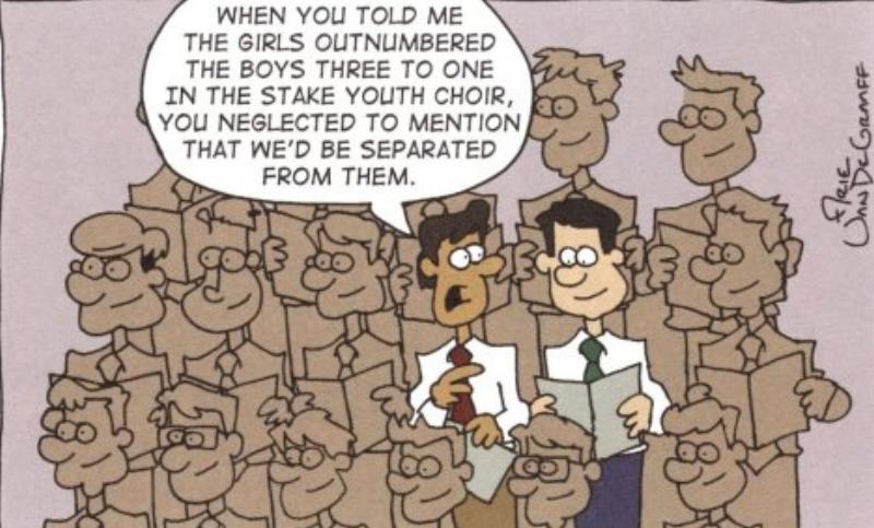 Mormon Life   , p. 6