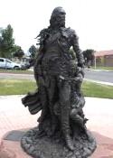 Statue Lehi, Utah
