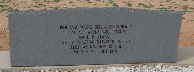 David p. Kimball gravestone back.jpg