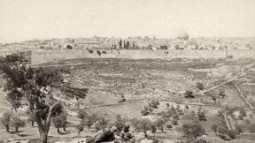 Jerusalem late 1800s