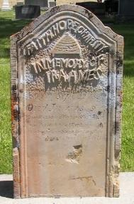 Ira Ames gravestone.jpg