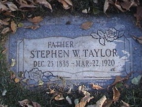 Steven W. Taylor gravestone.jpg