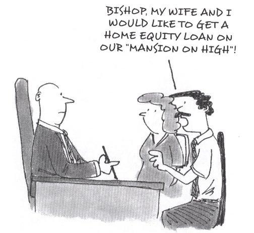 So, You're a Bishop?  p. 34