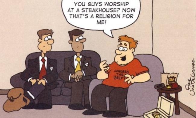 Mormon Life     Click Here!
