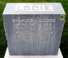 Rosa Clara Logie gravestone.jpg