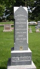 Joseph Holbrook gravestone.jpg